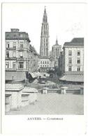§ - 4 X ANTWERPEN / ANVERS  -  Zie / Voir Scan's - Antwerpen