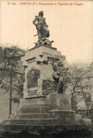 ZARAGOZA  MONUMENTO A AGUSTINA DE ARAGON  ZARAGOZA ARAGON ESPAÑA ESPAGNE - Zaragoza