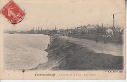 FOURCHAMBAULT - Les Bords De La Loire - Les Usines - Other Municipalities