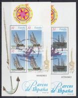ESPAÑA 1997 Nº 3477/78 USADO PRIMER DIA - 1991-00 Usati