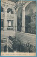 TOURS - Le Haut De L'Escalier Du Théâtre - Tours