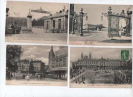 12 Cartes -  Nancy   -  [54]  Meurthe Et Moselle - Nancy