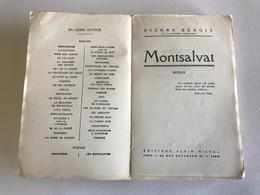 MONSALVAT - 1957 - Pierre BENOIT - Aventura