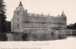 71 - Château De SULLY  -  Dos Simple - Andere Gemeenten