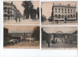 8 Cartes -  Nancy   -  [54]  Meurthe Et Moselle - Nancy