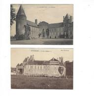 VANDENESSE  Lot De 2 Cartes  Le Chateau  ****       A  SAISIR ***** - Andere Gemeenten