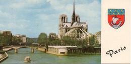 PARIS : Notre-Dame Et La Seine - Kerken