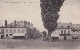 Place De L'Hôtel De Ville - Fère-Champenoise