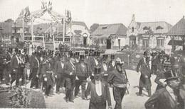 ROUBAIX Exposition. La Promenade Dans Le Village Flamand  1919 - Sin Clasificación