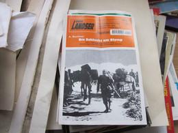 Der Landser  Erlebnisberichte Zur Geschichte Des Zweite Weltkrieges A Buchner Die Schlacht Am Olymp 66 Pages - 5. Guerras Mundiales