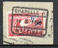 TR 204 Gestempeld CHAPELLE A WATTINES - 1923-1941