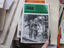 Der Landser  Erlebnisberichte Zur Geschichte Des Zweite Weltkrieges Sammelband Nr 450 - 5. Guerras Mundiales
