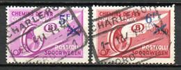TR 203/204 Gestempeld CHARLEROI NORD N°1 - 1923-1941