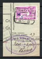 TR 203 Gestempeld CHARLEROI OUEST - 1923-1941