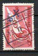 TR 204 Gestempeld CHARLEROY SUD MARCHANDISES - 1923-1941