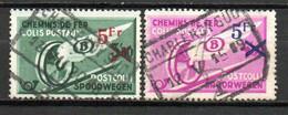 TR 202/203 Gestempeld CHARLEROY SUD I - 1923-1941