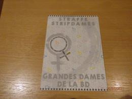 2021 Straffe Stripdames A6 Kaart Zie Foto - 2011-..