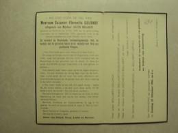 BP 691 - GELDHOF SUZANNE - KORTRIJK 06.05.1908 - KORTRIJK 12.09.1955 - ZIE 2 FOTO'S - Imágenes Religiosas