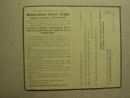 BP 692 - GELDHOF SUZANNE - KORTRIJK 06.05.1908 - KORTRIJK 12.09.1955 - ZIE 2 FOTO'S - Imágenes Religiosas
