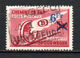 TR 204 Gestempeld CLABECQ VOYAGEURS - 1923-1941