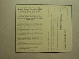 BP 693 - GELDHOF SUZANNE - KORTRIJK 06.05.1908 - KORTRIJK 12.09.1955 - ZIE 2 FOTO'S - Imágenes Religiosas