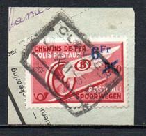 TR 204 Gestempeld CLAVIER - 1923-1941
