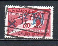 TR 210 Gestempeld COUILLET MONTIGNIES N°1 - 1923-1941