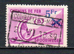 TR 203 Gestempeld COURCELLES MOTTE - 1923-1941