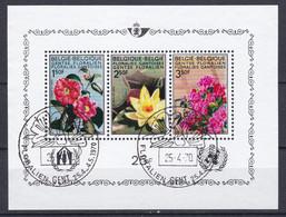 Belgien - 1970 - Michel Nr. Block 41 Mit Ersttagstempel - Gestempelt - Oblitérés