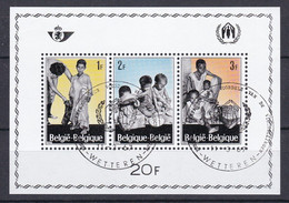 Belgien - 1967 - Michel Nr. Block 37 Mit Ersttagstempel - Gestempelt - Oblitérés
