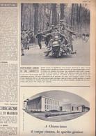 (pagine-pages)RECORD SU LAMBRETTA  Oggi1958/22. - Otros