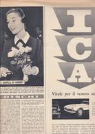 (pagine-pages)AUDREY HEPBURN  Oggi1958/22. - Otros