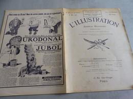 L'ILLUSTRATION 6 MAI 1916-PARADE DES DRAPEAUX VERDUN- REPRISE DU BOIS DE LA CAILLETTE- RUSSIE-BLERCOURT-IRLANDE-TABLEAU - L'Illustration