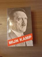 (1939 HITLER) Mijn Kamp. - Guerra 1939-45