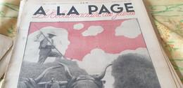 PAGE 35/ MALAISE PAYSAN BATAILLE DU LAIT /CROIX DU SUD/CORSE /AVIATION COUPE DEUTSCH - Sin Clasificación