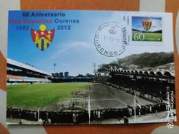 Estadio/Stadium /stadion/Stade O Couto (Ourense-Galicia - España) - Calcio