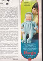 """(pagine-pages)PUBBLICITA' """"PAOLOTTA"""" FURGA  Grazia1969/1501. - Otros"""