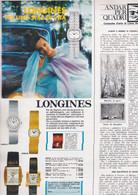 (pagine-pages)PUBBLICITA' LONGINES  Grazia1969/1501. - Otros