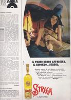 (pagine-pages)PUBBLICITA' STREGA  Grazia1969/1501. - Otros