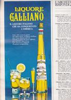 (pagine-pages)PUBBLICITA' LIQUORE GALLIANO  Grazia1969/1501. - Otros
