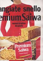 (pagine-pages)PUBBLICITA' PREMIUM SAIWA  Grazia1969/1501. - Otros