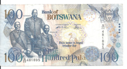 BOTSWANA 100 PULA 2004 VF P 29 A - Botswana