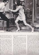 (pagine-pages)WALTER CHIARI E ALIDA CHELLI  Grazia1969/1501. - Otros