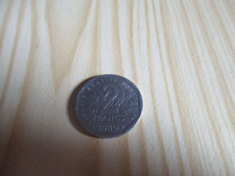 France - 2 Francs Semeuse 1980.N°2022. - I. 2 Francos