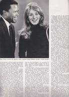 (pagine-pages)SIDNEY POITIER  Grazia1969/1501. - Otros