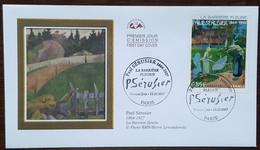 FDC 2007 - YT N°4105 - PAUL SERUSIER - PARIS - 2000-2009