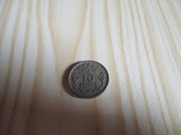 Maroc - 10 Francs Mohammed V 1952.N°2030. - Marruecos