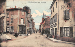 42-REGNY-RUE NATIONALE-N°2043-B/0061 - Other Municipalities
