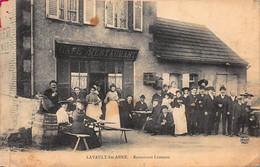 CPA LAVAULT-Ste-Anne - Restaurant Léonard - Andere Gemeenten