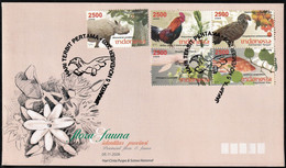 2009 Indonesia Wildlife Of Provinces FDC Set - Unclassified